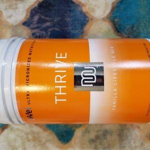 Thrive vanilla lifestyle mix